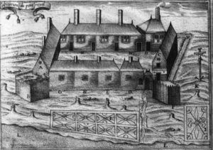 Habitation de Port Royal, vers 1600 / Port Royal House, near 1600