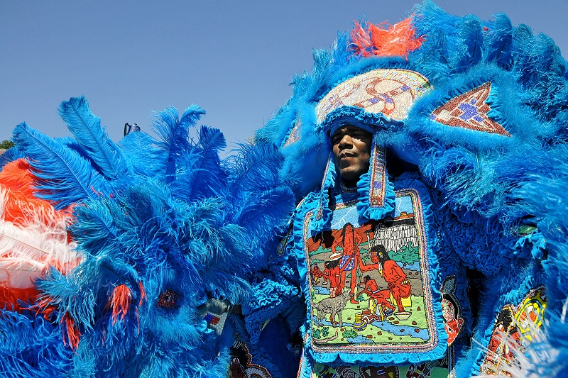 New Orleans Indian