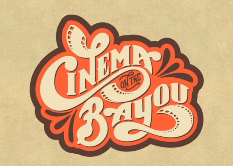 Logo Cinema On The Bayou
