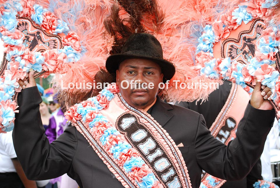 New Orleans Jazz and Heritage Festivall